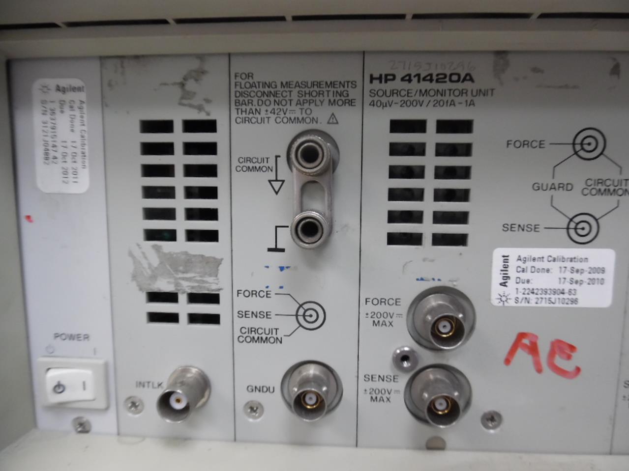 hp 4142b manual car owners manual u2022 rh karenhanover co hp4142b service manual 18 HP Vanguard Manual