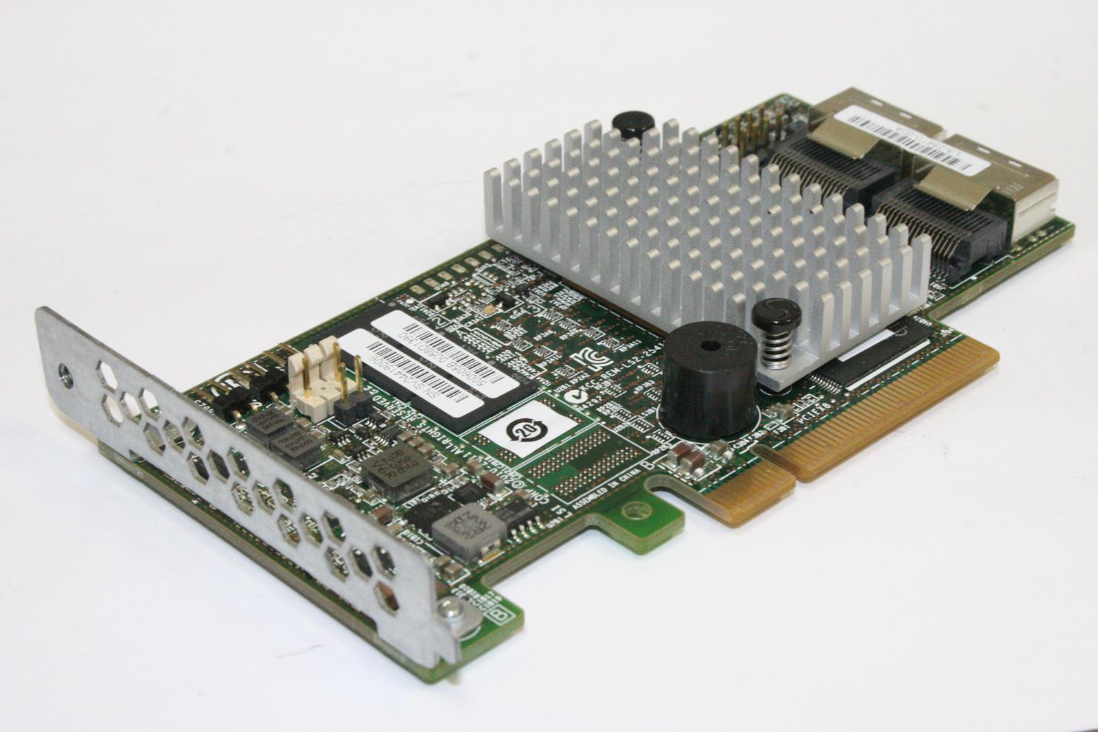 Details about LSI L3-25410-02A KCC-REM-LS2-25410 RAID Controller