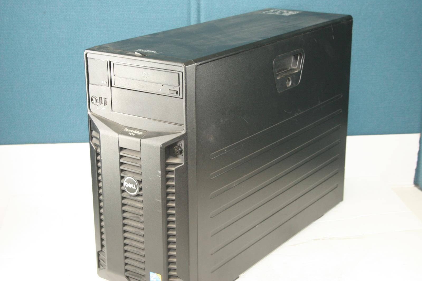 DELL POWEREDGE T410 Dual E5620 INTEL XEON 2 4 GHZ Server