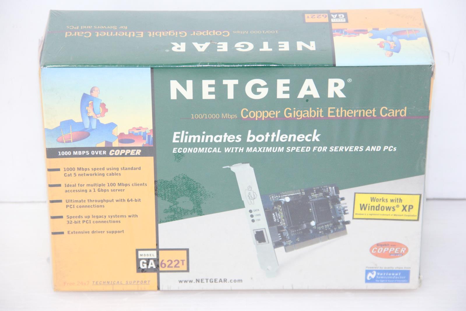 NETGEAR GA622T 64BIT DRIVER DOWNLOAD