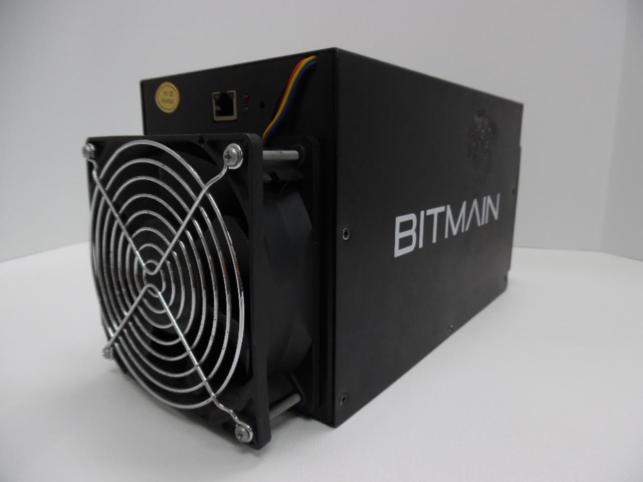 ANTMINER BITMAIN S3+ BITCOIN MINER MACHINE | eBay